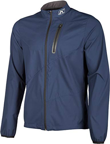 (Klim Zephyr Wind Shirt - 3X / Blue)