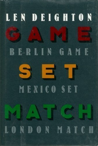 Berlin Game by Len Deighton