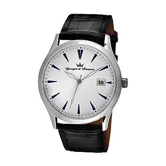 Zeigt yonger & Bresson Herren Silver – HCC 046-FA – Geschenk ideal