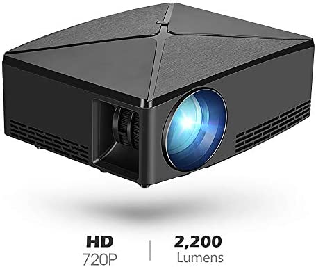 Amazon.com: Wo Fei Mini Projector 4K 1280X720 Resolution ...