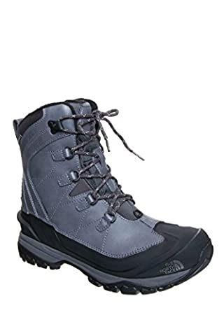 Men's The North Face Chilkat Evo Boot Zinc Grey/Prussian Blue Size 9 M US