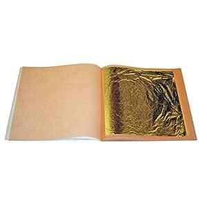 100 hojas de oro, 20 x 20 mm, 24... 100 hojas de oro, 20 x 20 mm, 24... 100 hojas de oro, 20 x 20 mm, 24...