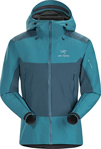 Arc'teryx Beta SL Hybrid Jacket Men's (Dark Firoza, X-Large)