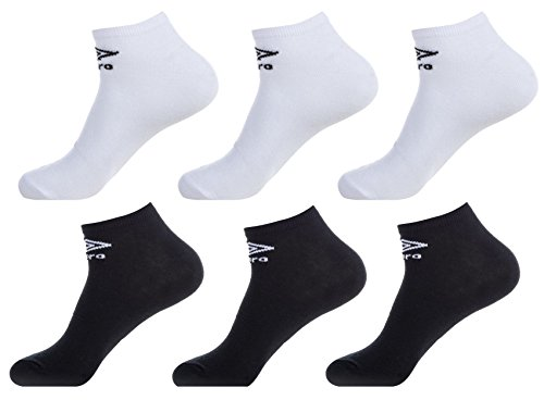 De Courtes Para 6 Paires Calcetines Umbro Deporte Assorties Pack Tiges Hombre 514qRw