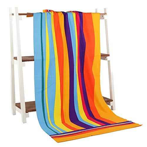 NDJqer Towel Microfiber Printing Activity Beach Towel Hair Super Soft Water 70140 cm Soft,5,70 X -