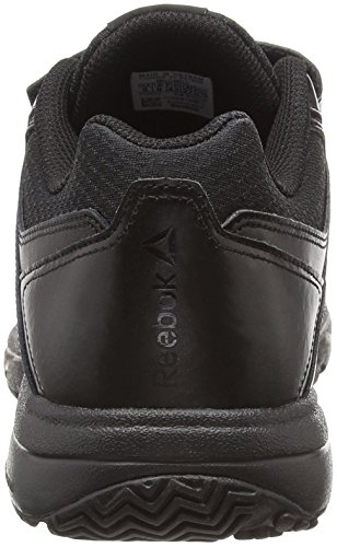 Nero black 000 black 3 Work Cushion Uomo N 0 Kc Multisport Scarpe Reebok Indoor w1axAgBqn