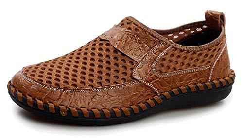 Slippers Femaroly Uomo Femaroly Brown Slippers qESEOg