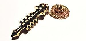 Péndulo De Metal Diferentes Variedades (Tipo 15 Isis 5cm Áureo)