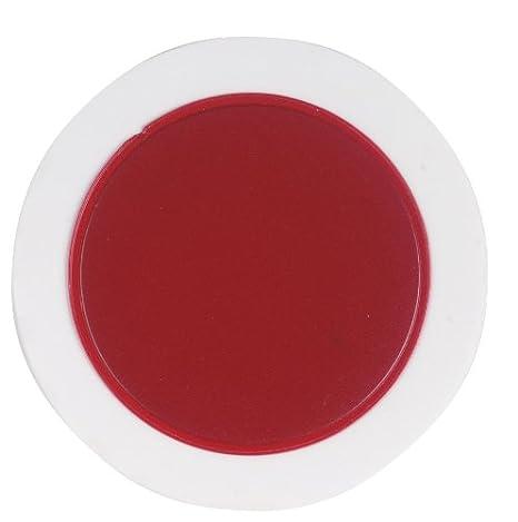 Car Tax Disc Holder - Red Esposti