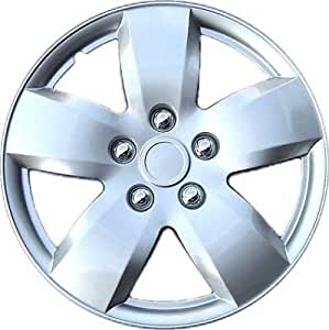 "Amazon.com: 1 Piece 16"" Inch Wheel Cover Hubcap Fits 2007"