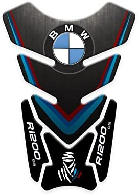Adhesivos protectores de depósito de moto, para BMW R 1200 GS I DA-008 Dark: Amazon.es: Coche y moto