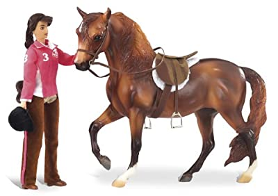 Breyer Let's Go Riding English by Breyer