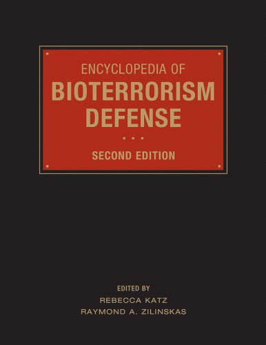 Encyclopedia of Bioterrorism Defense Pdf