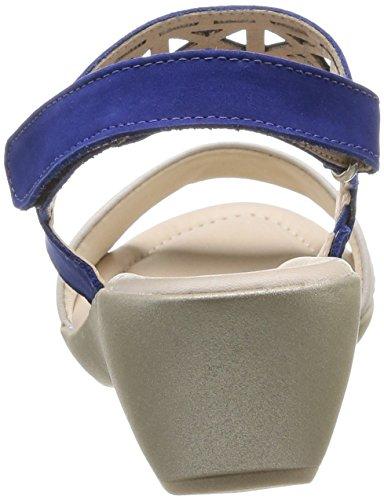 Blu Sandali Donna Lalie Blu Luxat 64w1xB7Iqn