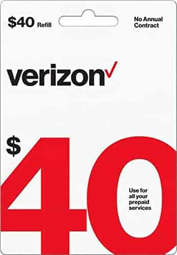 40$ Verizon card(sent via e-mail in minutes)(no refund wile you got pin number)