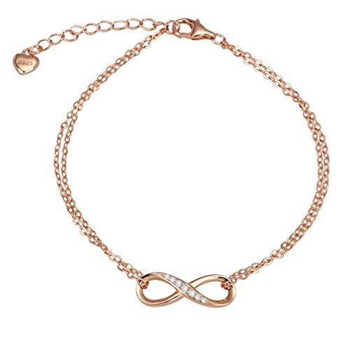 Vintage Mesh Crystal Bracelet - 7