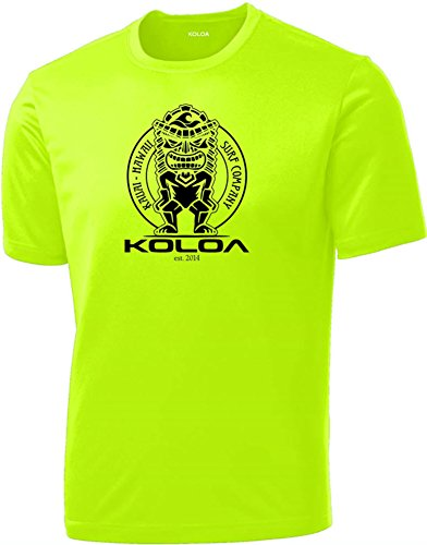 Koloa Surf Moisture Wicking Graphic Dri-Equip Shirts in Regular Big & Tall Sizes