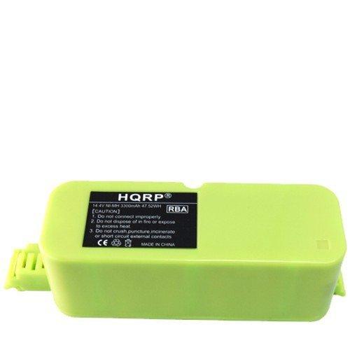 hqrp-high-capacity-battery-for-irobot-dirt-dog-discover-irobot-dirtdog-1100-replacement-plus-hqrp-co
