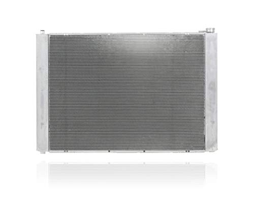 Radiator - Pacific Best Inc For/Fit 2688 04-06 Lexus RX 330 3.3L WITHOUT Tow ALL ALUMINUM VERSION 1Row JAPAN BUILD