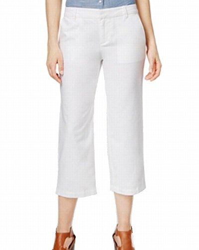 Tommy Hilfiger Women's Straight Leg Cropped Pants