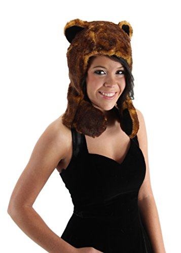 Grizzly Bear Costumes (Elope Bear Hug Hat)