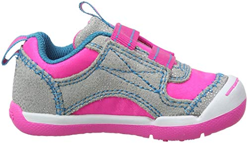 Zapatillas Para Pink Niñas Gyhp hot Play Skechers grey Gris Flex n18xt1AaE
