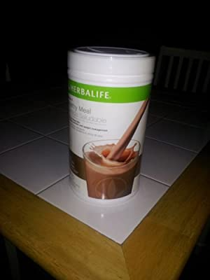 Herbalife Formula 1 Nutritional Shake Mix (780g) - Dutch Chocolate from Herbalife