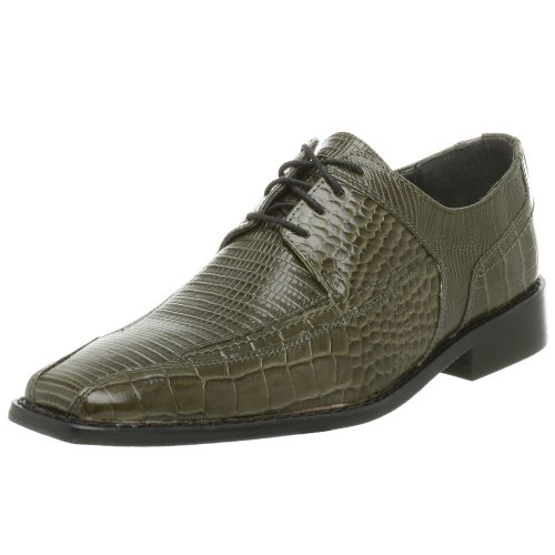 Stacy Adams Mens Palladin Oxford Olive