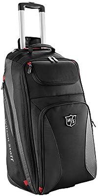 Amazon.com: Wilson Clubhouse con ruedas bolsas de equipo ...