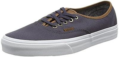 Vans AUTHENTIC (C&L) mens skateboarding-shoes VN-04MLJOJ_8 - PERISCOPE/TRUE WHITE