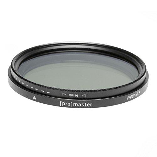 ProMaster 52mm Variable Neutral Density Filter (9538)