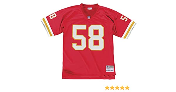 61902172 Amazon.com : Mitchell & Ness Kansas City Chiefs Derrick Thomas Throwback  Replica Jersey : Sports & Outdoors