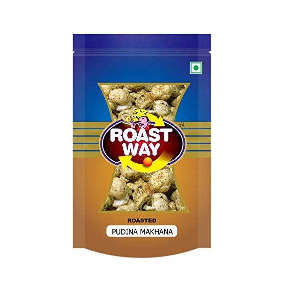 Roastway Foods Roasted Pudina Makhana (200 g)