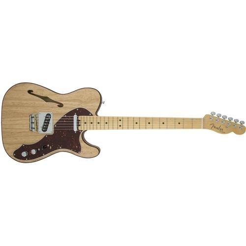 Fender American Elite Telecaster Thinline - Natural