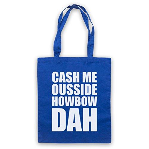 Cash Me Ousside Howbow Dah Meme Bolso Azur Real