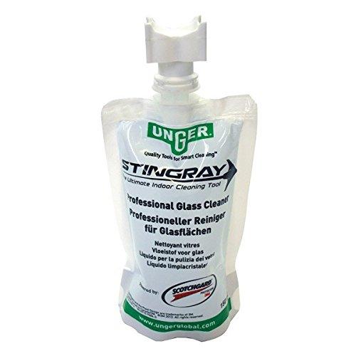 Unger CDU550-15 Stingray Professionele Scotch Gard Glasreiniger, 150 ml