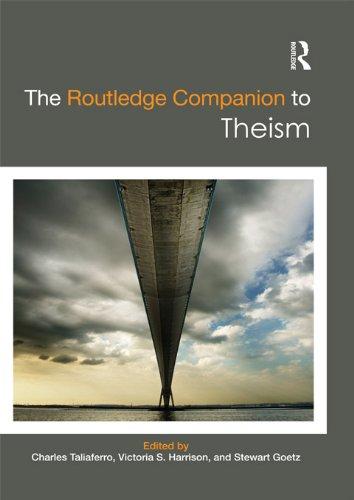 The Routledge Companion to Theism (Routledge Religion Companions) Pdf
