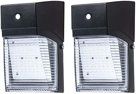 Hyperikon LED Wall Pack Outdoor Light