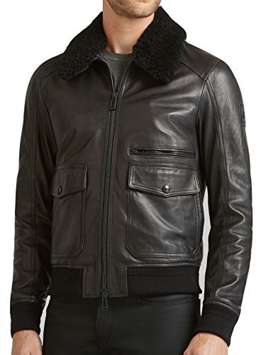 Belstaff Leather Jacket - 1
