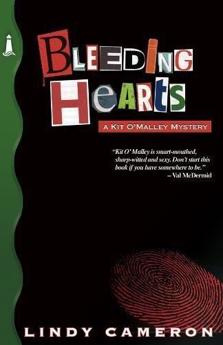 Read Online Bleeding Hearts: A Kit O'Malley Mystery (Kit O'Malley Mystery Series) PDF
