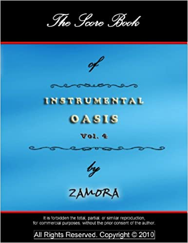 Amazon.com: The Score Book of: Instrumental Oasis, Vol. 4 ...