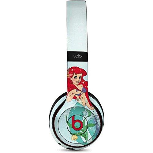 The Little Mermaid Beats Solo 2 Wireless Skin - Ariel Sparkles Vinyl Decal Skin For Your Beats Solo 2 Wireless