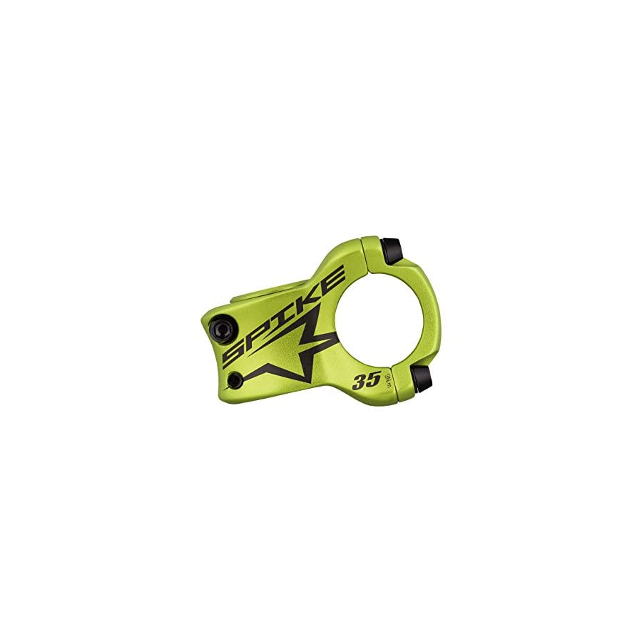 Spank SPIKE Race Bead Blast Finish Bicycle Stem 35mm E06SK011
