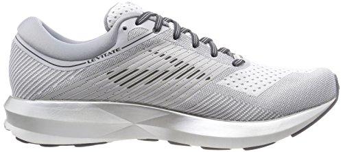 Women's Brooks Levitate SIL WHT Shoe 7 BRK 131 1B 120258 Running 3936950 dFFRnB