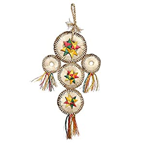 Woven Wonders Dream Catcher Medium/Small Bird Toy 30