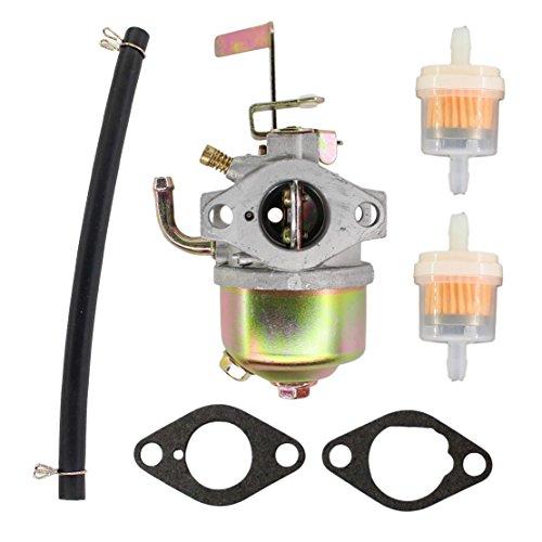 USPEEDA Carburetor for Kohler Command Pro Engine CS6 6HP Motor 7NJ1410110-00 Carb Fuel Line Filter (Pro Carburetor)