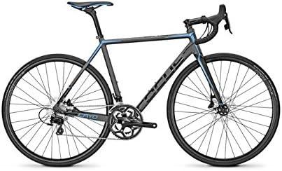 Focus Cayo AL DISC 105 - Bicicleta de carreras (22G, 28 pulgadas, altura del cuadro: 57), color gris mate: Amazon.es: Deportes y aire libre