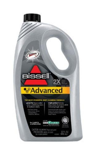 bissell proheat 2x advanced carpet cleaner 1383 manual