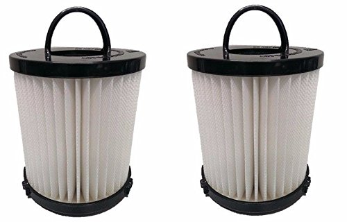 2 Pack Eureka DCF21 Dust Cup Filter made to fit AS1000, AS1040, 3270, 3280, 4230, 4240, 8810, 8860, 8870 Upright Vacuums. ()
