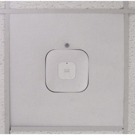 """TerraWave TW-CTEN-2X2-1142U 386602 Universal Ceiling Tile Enclosure for Cisco 1142, 2600, 3500 and 3600 Access Points, 24"""" x 24"""""""